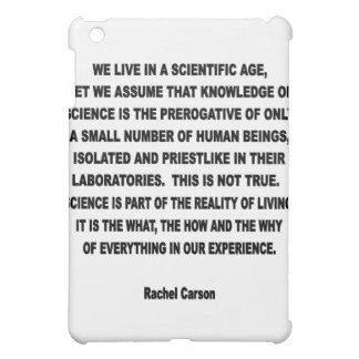 scientific age case for the iPad mini