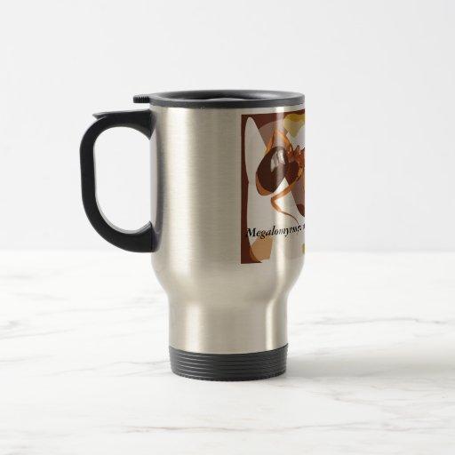 scientific ant coffee mug
