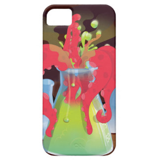 Scientific experiment flask Monster iPhone 5 Covers