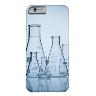 Scientific glassware blue barely there iPhone 6 case