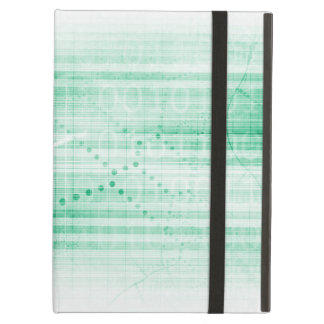 Scientific Research Chart for Medical Sales Art Case For iPad Air