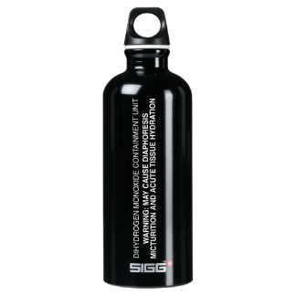 Scientist Water Bottle