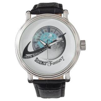 SciFan Clock Planet Watch