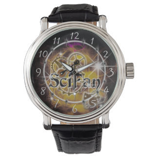 SciFan Steampunk Watch
