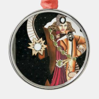 SciFi Fantasy Star Princess Warrior CricketDiane Ornaments