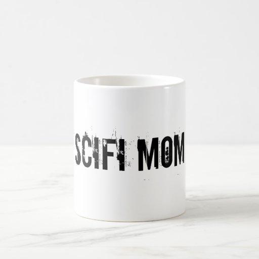 Scifi Mom Coffee Mug