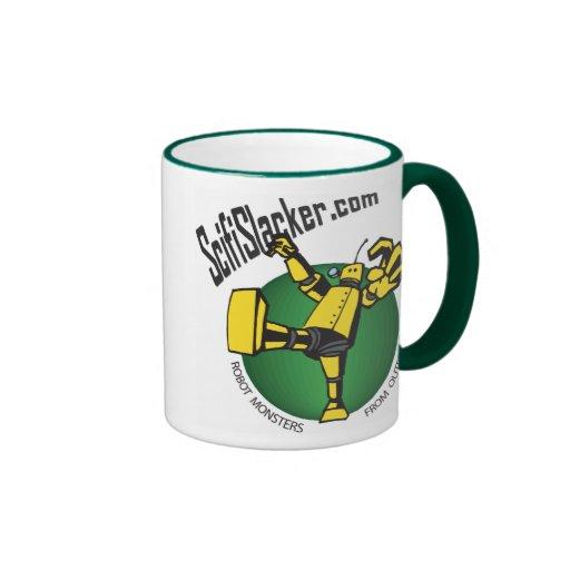 ScifiSlacker.com & Robot Monsters Mug