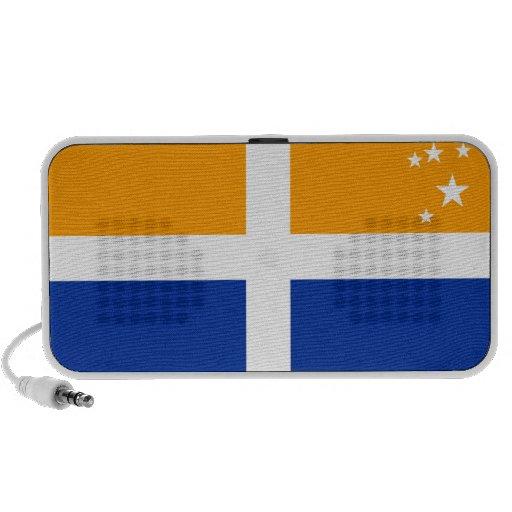 Scillonian cross flag united kingdom region symbol iPhone speaker