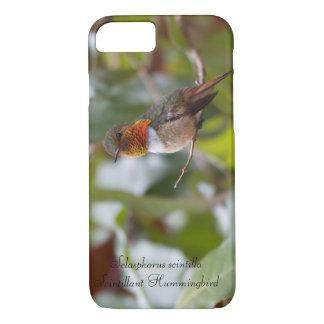 Scintillant Hummingbird iPhone 8/7 Case