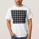 Scintillating Grid Optical Illusion Tshirt