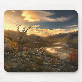 Scion Of The Wild Mouse Mat