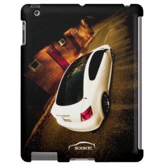 Scion TC top view iPad Case