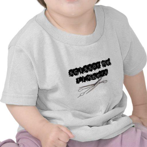 Scissor Me Timbers Shirt