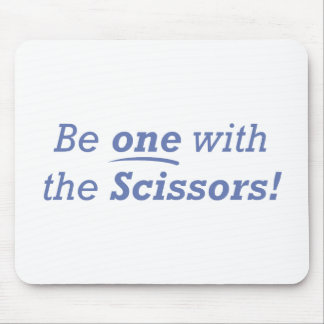 Scissors / One Mouse Pad