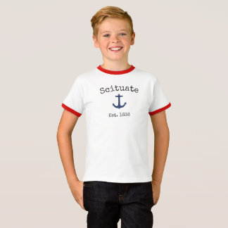 Scituate Massachusetts Shirt for boys