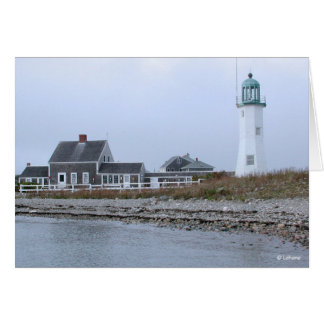 Scituate Panorama--thank you Note Card