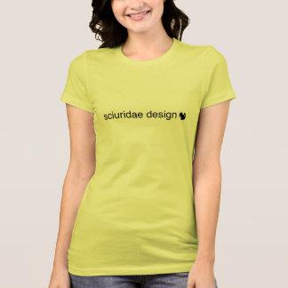 sciuridaedesign classic T-shirt many colours