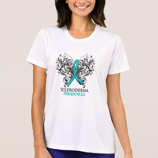 Scleroderma Awareness Butterfly Shirt