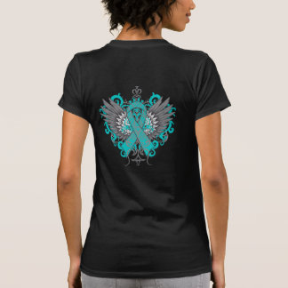 Scleroderma Awareness Cool Wings T Shirts