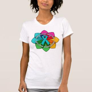 Scleroderma Awareness Matters Petals Shirts