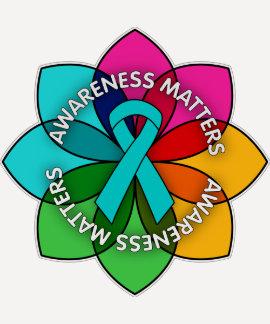 Scleroderma Awareness Matters Petals T-shirts