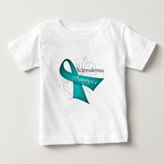 Scleroderma Disease Awareness Ribbon Tshirt