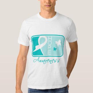 Scleroderma Hope Awareness Tile T-shirt