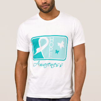 Scleroderma Hope Awareness Tile T-shirts