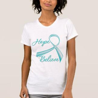 Scleroderma - Hope Believe Tee Shirt