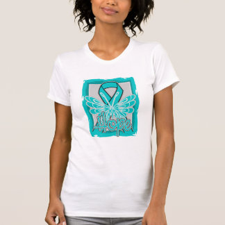 Scleroderma Hope Butterfly T Shirt