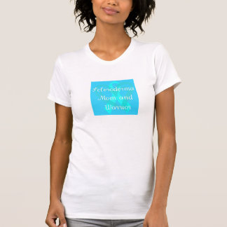 Scleroderma Mom and Warrior Tee Shirts