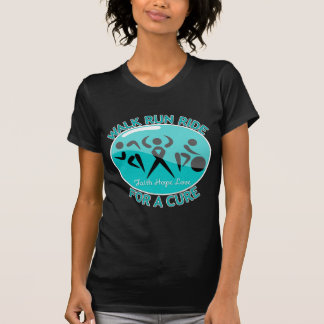 Scleroderma Walk Run Ride For A Cure Tshirts