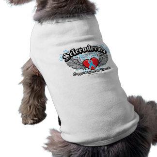 Scleroderma Wings Sleeveless Dog Shirt