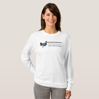 SCNA North Atlantic Banner Logo LS womens T-Shirt