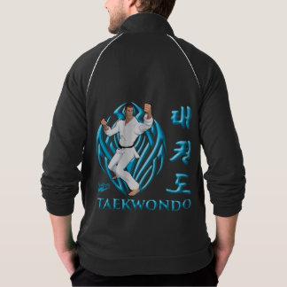 "Scolleta ""Taekwondo"" Fleece Track Jacket"