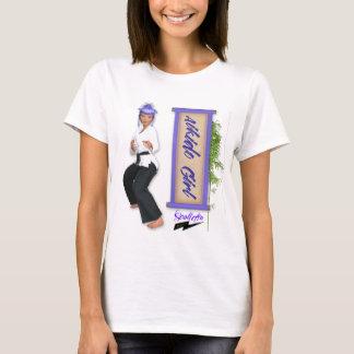 """Scolletta """"Aikido Girl"""" T T-Shirt"""