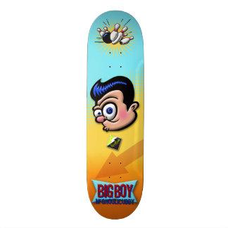 """Scolletta """"Big Boy McGhoulicuddy"""" Deck 096 21.6 Cm Skateboard Deck"""
