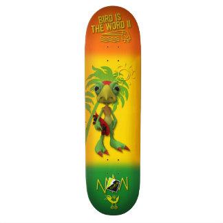 "Scolletta ""Bird Is The Word II"" Deck 060 Skateboard Deck"