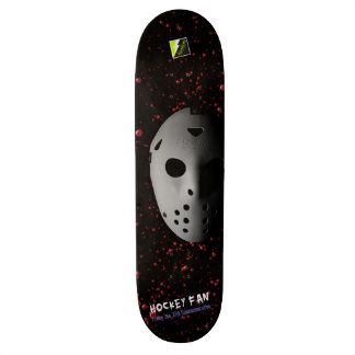 "Scolletta ""Hockey Fan"" Deck 076 19.7 Cm Skateboard Deck"