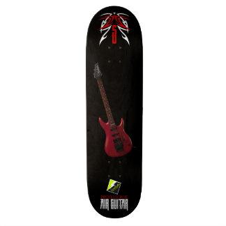 "Scolletta ""Professional Air Guitar 01"" Deck 051 Skate Board Deck"