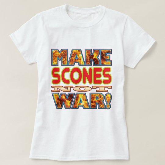 Scones Make X T-Shirt