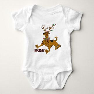 Scooby Christmas 31 Baby Bodysuit