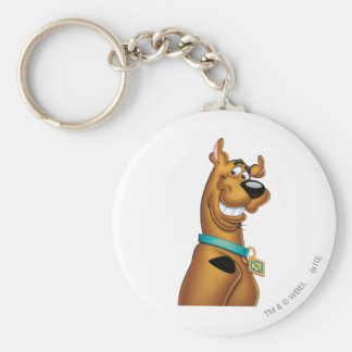 Scooby Doo Airbrush Pose 22 Key Ring