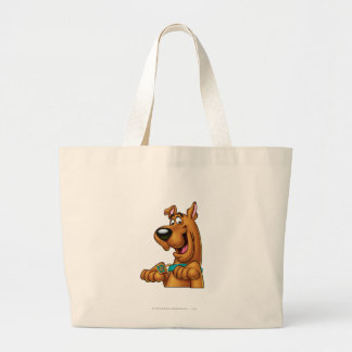 Scooby Doo Airbrush Pose 23 Large Tote Bag