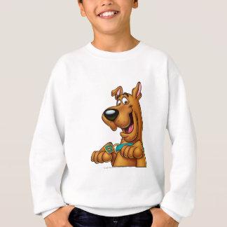 Scooby Doo Airbrush Pose 23 Sweatshirt