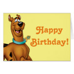 Scooby Doo Airbrush Pose 3 Greeting Card