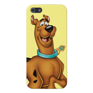 Scooby Doo Airbrush Pose 3 iPhone 5 Case