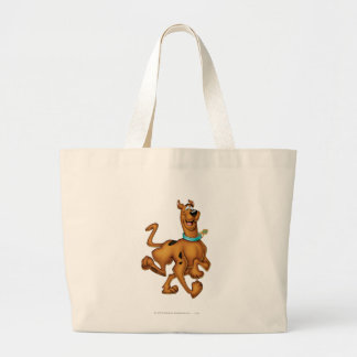 Scooby Doo Airbrush Pose 3 Large Tote Bag