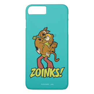 Scooby-Doo and Shaggy Zoinks! iPhone 8 Plus/7 Plus Case