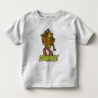 Scooby-Doo and Shaggy Zoinks! Toddler T-Shirt